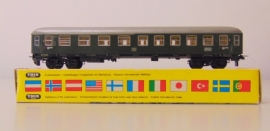 Trix Express 3386 : Sneltrein personenrijtuig 1e/2e klas (DB)