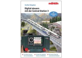 """03083Leidraad """"Digitale besturing met Central Station 3"""""""