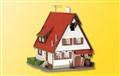 Kibri 38163 - Woonhuis met zolderkamer (Baden)