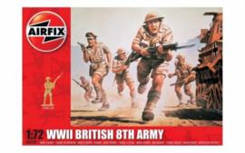 AIRFIX A00709 : British 8th Army, WO III