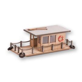 NOCH 14636 : Kleine woonboot