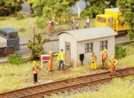 """Noch 12011 # Thema set """"Werkzaamheden aan het spoor"""""""
