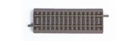 Piko 55402 (A)Rechte rail met bedding 119mm