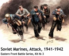 MB  35153 : Aanval van Russische mariniers