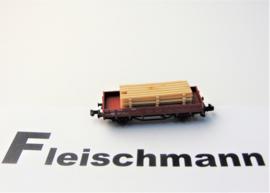 Fleischmann 8200. Open goederenwagen