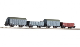 Liliput L230106 set van 4 goederenwagens (NS)