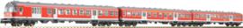 Fleischmann 814601 # Stoptreinwagens, set (DB AG)