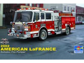 Trumpeter 02506#Brandweerwagen Amerika-la France