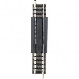 Fleischmann 9110 # Rechte rail-uitlegger (88 mm)