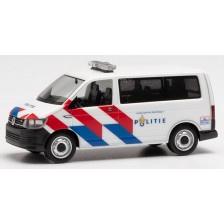 Herpa 941921: VW T6#Nederlandse Politie nieuwe striping