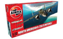 Airfix 0<AF06015#North American B25C/D Mitchell