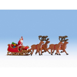 Noch 15924 # Kerstman met slee