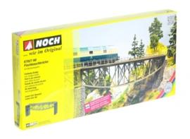 Noch 67027 : Visbuikbrug (36 cm)