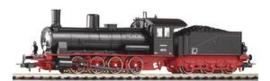 Piko 57551. Stoomlocomotief met tender BR. 55(G7.1) DR. Ep III