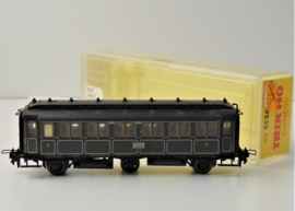 Trix Express 3336. Personenrijtuig 3e klas van de K.Bay.St. B