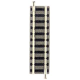 Fleischmann 9102 : Rechte rail, 57.5 mm A kwaliteit