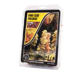 Woodland F1135 # Fine Leaf Foliage (herfst mix)
