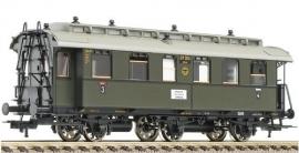 Fleischmann 506311 Personenrijtuig  3e/4e klas (DRG)