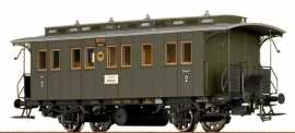 Brawa 45606 Personenwagen Bi (DRG)