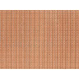 Noch 60350#3D structuurfolie Dakpannen