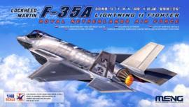 meng ls-011 # Lockheed Martin F-35A Lightning II