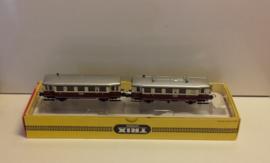 trix 2275 : Motorwagen en bijwagen VB 140