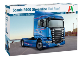 Italeri 3947 # Scania R400 Streamline