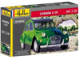 Heller 80765#Citroën 2CV