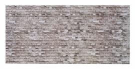"""Noch 57530 # Muurplaat """"Basalt"""" (geperst karton)"""