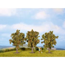 Noch 25113# Appelbomen 3 stuks 8cm