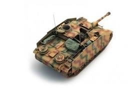Artitec 387.49 CM   StuG III Ausf G Saukopf (1944) Camo