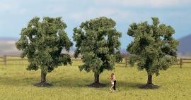 Noch 25110 # Fruitbomen, 3 stuks (8 cm)