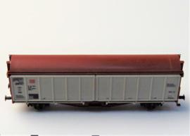 Fleischmann  8335. Schuifwandwagen van de DB.