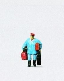 Preiser 28013 : Kofferdrager