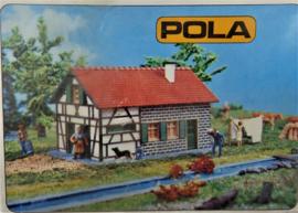 Pola 509. Klein landelijk polderhuisje
