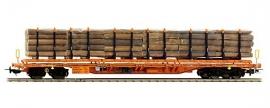"""Piko 54681 Goederenwagen met houtbelading """"Wascosa"""" (SBB)"""