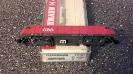 Fleischmann 7260 diesellocomotief, serie  ER20 ( ÖBB) DIGITAAL