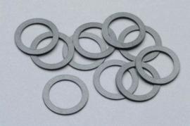 Piko 46024. Slipbandjes 14,2 x 10,5mm (10 stuks)