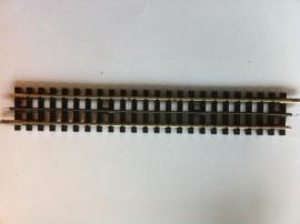 Trix Express 4304. Rechte rail 183,5mm.