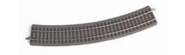 Piko 55413 (A) Gebogen rail met bedding R3 484mm