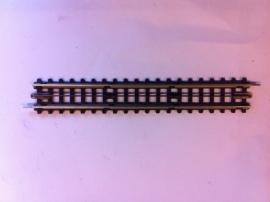 Trix Express (4)701. Rechte rail 183,5mm.