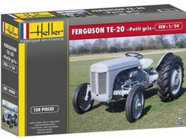 Heller 81401# Kleine Ferguson traktor (Grijs)