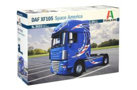 Italeri 3933 # DAF FX 105 Space America