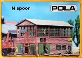 Pola 240 - Bakstenen werkplaats spoor N
