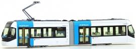 Kato 14-801-4 : Porttram TLR0606 (blauw)