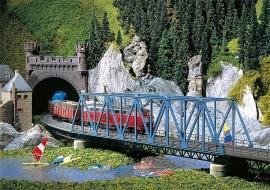 FALLER 120560 : Liggerbrug