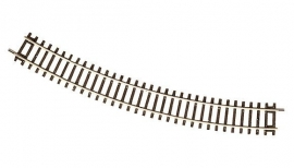 Roco 42424 : Gebogen rail