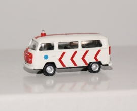 Lemke LC 3868 : Volkswagenbusje T2 Rijkspolitie