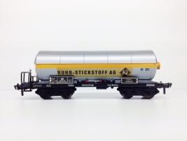 """Fleischmann 1499 Drukgasketelwagen """"Ruhr Stckstoff AG"""" (DB)"""
