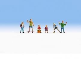Noch 15810 # Spelende kinderen